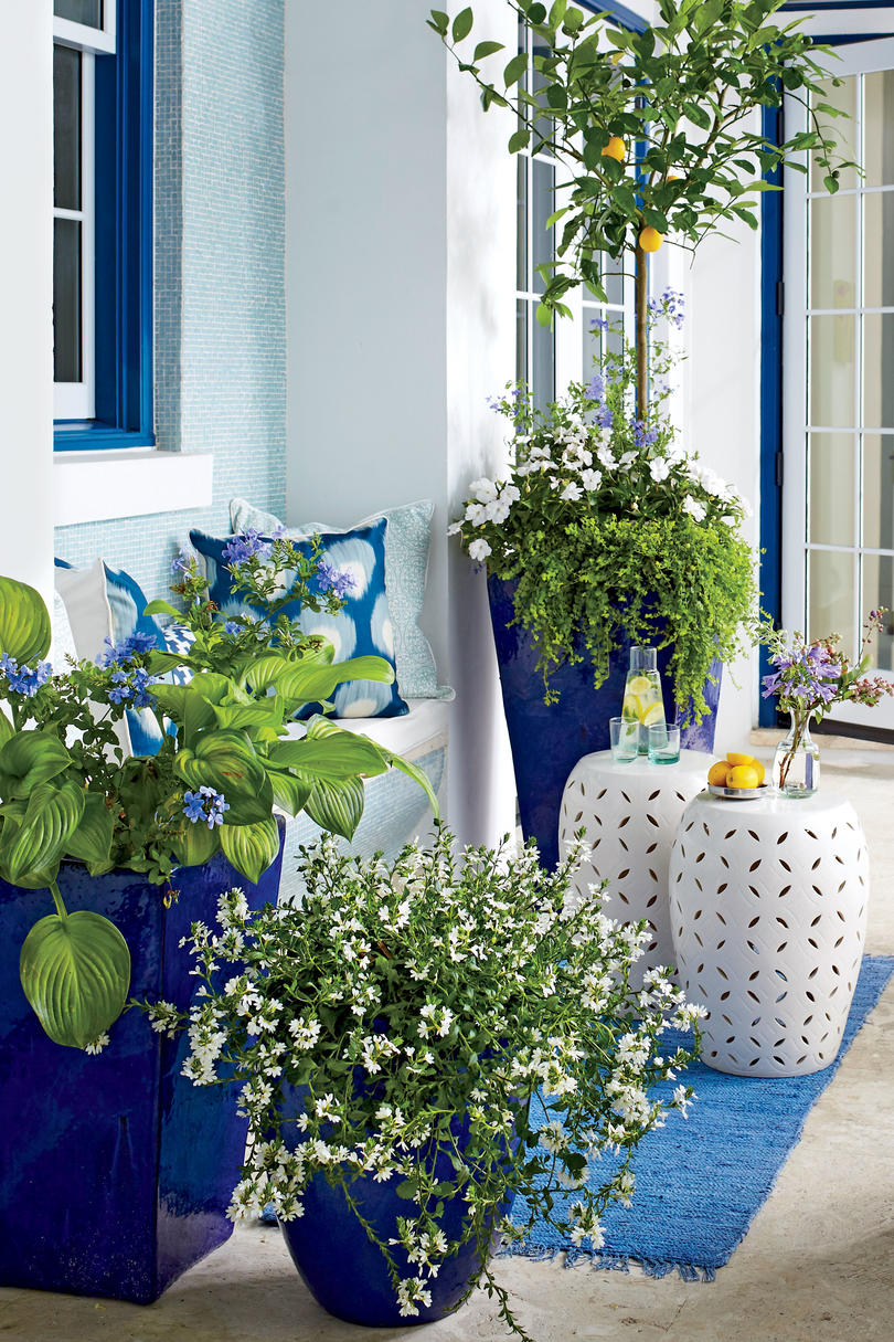 Spring Container Gardening Ideas - Southern Living