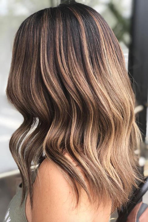 brown hair color ideas 2018