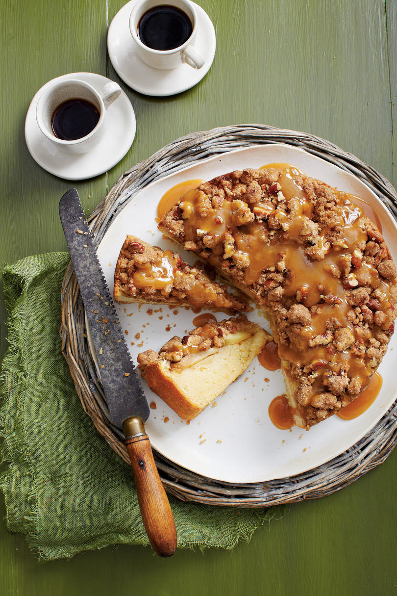 coffee cakes to settle