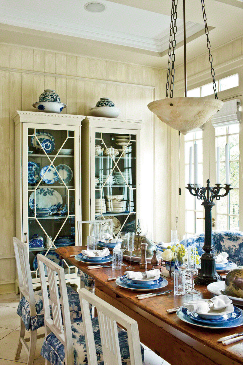 Fall Thanksgiving Desktop Wallpaper Stylish Dining Room Decorating Ideas Southern Living
