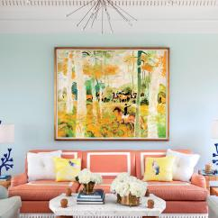 Orange Living Room Designs Carpets 106 Decorating Ideas Southern Splash On The Color