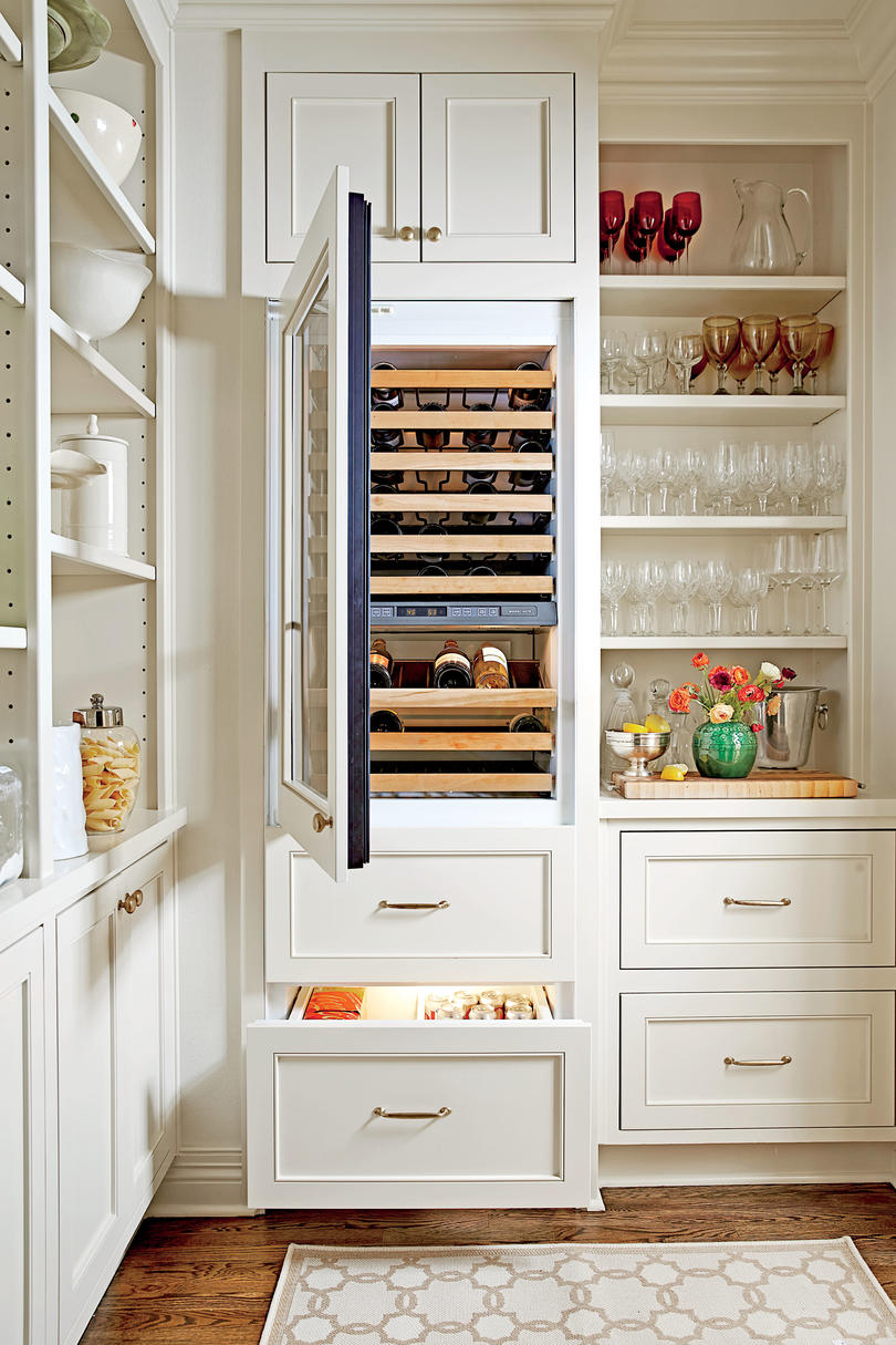 kitchen cabinet images top of the line appliances creative ideas southern living beverage cabinets