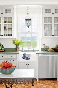 Our Best Cottage Kitchens - Southern Living