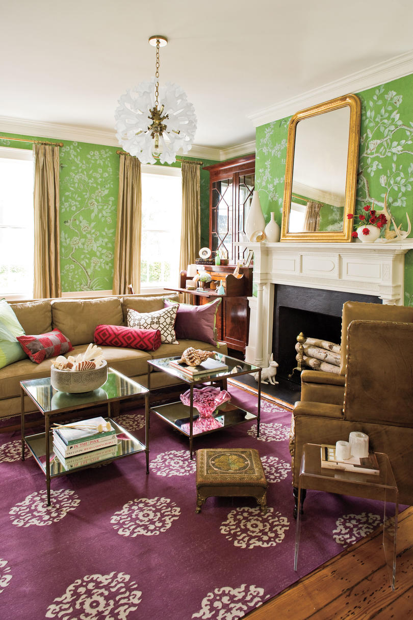 elegant living room decorating ideas plaid couches furniture 106 southern blend elegance and comfort