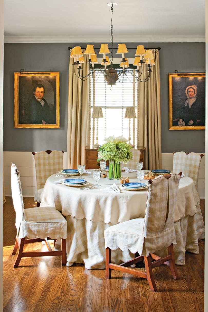 Southern Living Dining Room Ideas