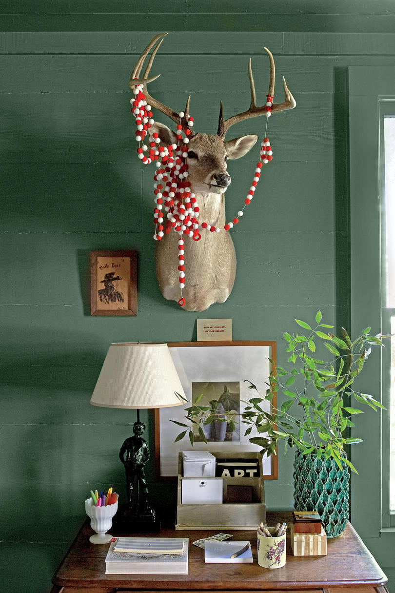 Pure Country Christmas Farmhouse - Southern Living