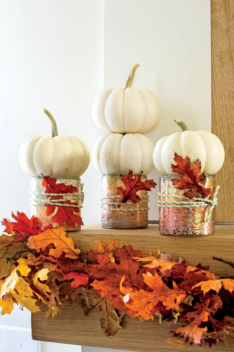 Easy Pumpkin Decorating Ideas Southern Living