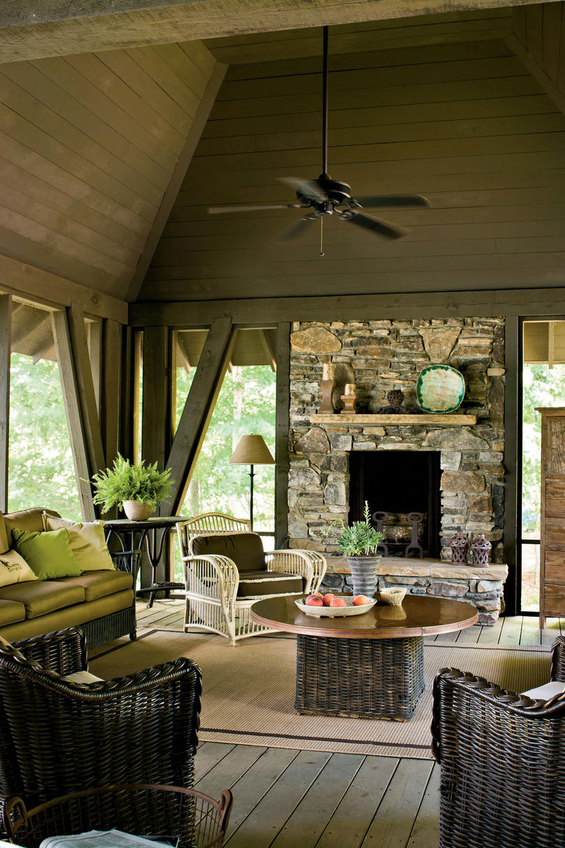 Lake House Decorating Ideas - Decor 'll Love