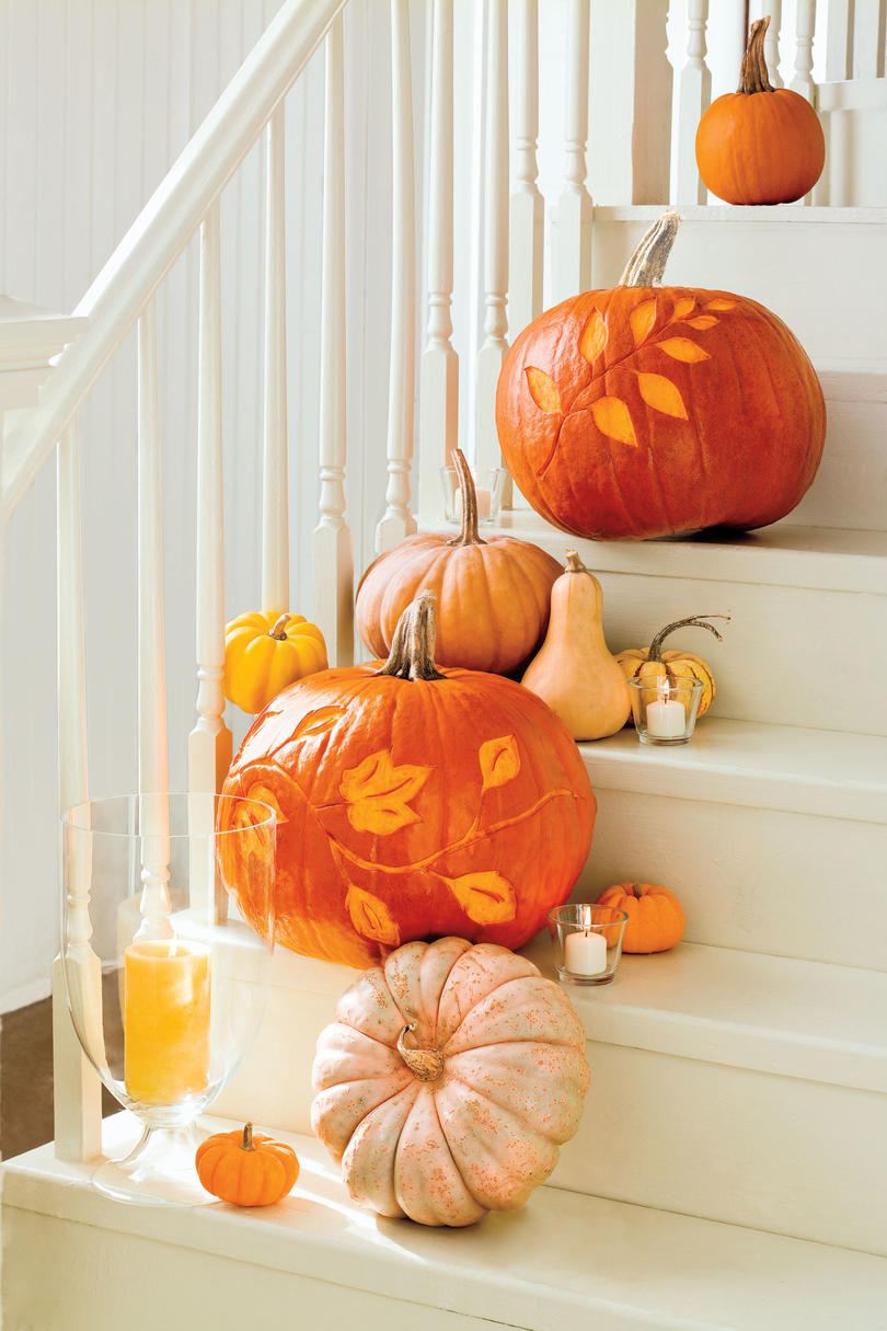 Fall Feather Wood Wallpaper Fall Decorating Ideas Southern Living