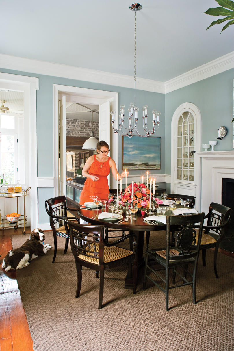 Dining Room Ideas Round Tables