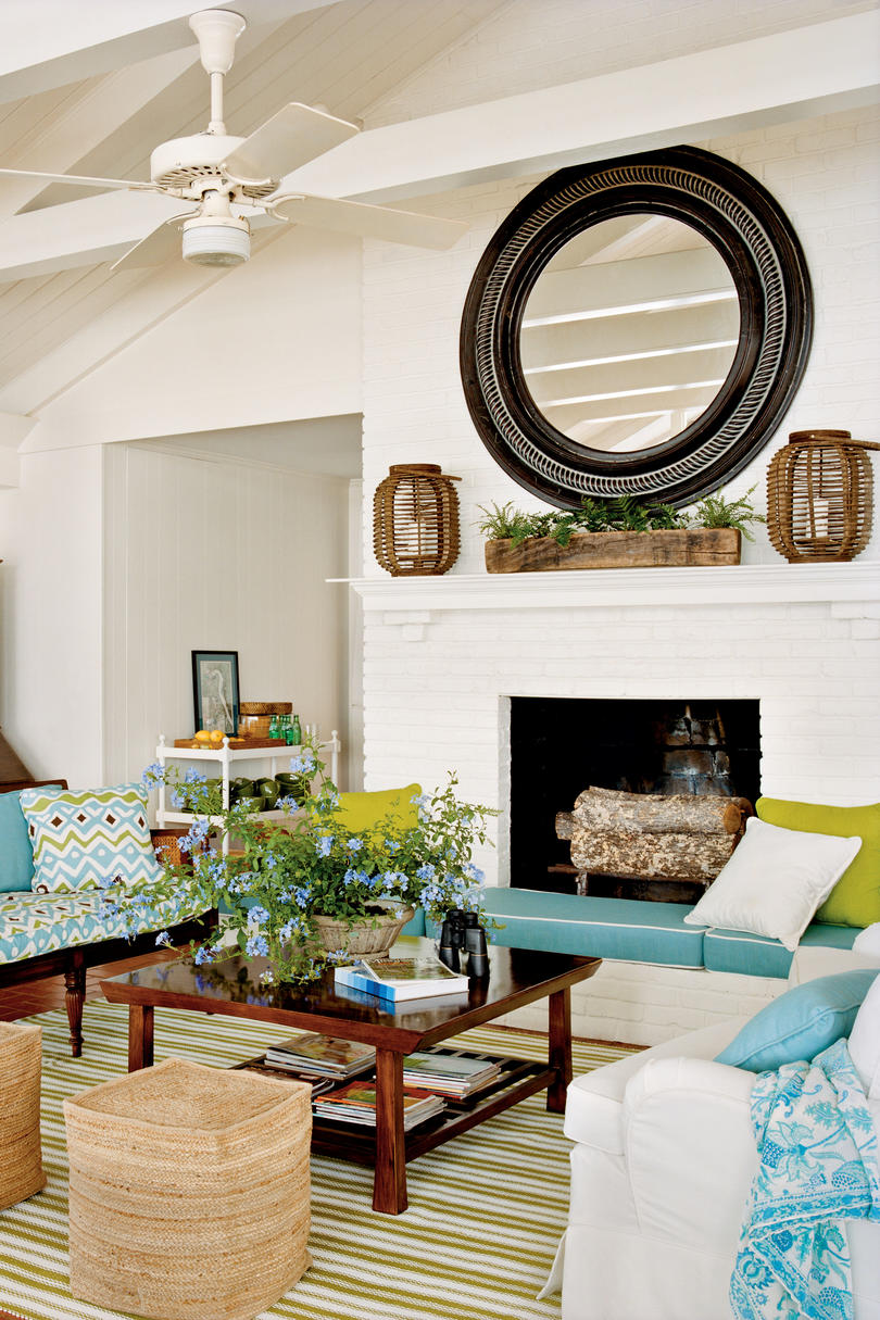 Casual Chic Lake House  Southern Living