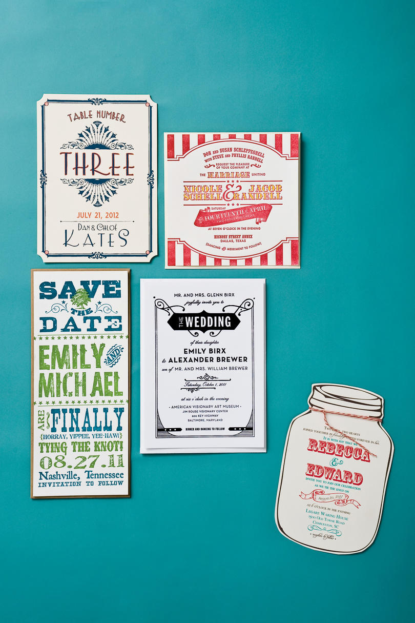 Custom Invitations Atlanta