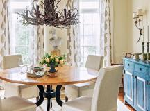 Dazzling Dining Room Before and After Makeovers- Southern ...