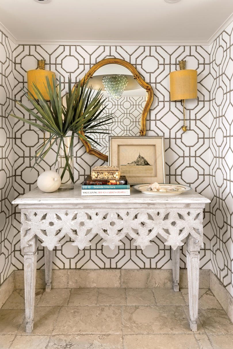 Southern Living Foyers Ideas