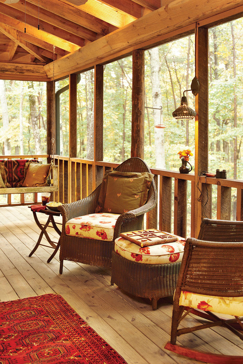 Southern Living Porches and Patios