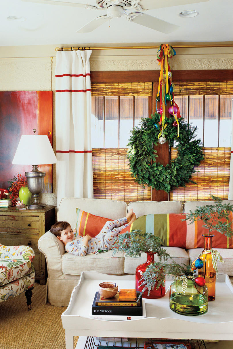 christmas decoration ideas for small living room beautiful rooms apartment 100 fresh decorating southern greenery sprigs