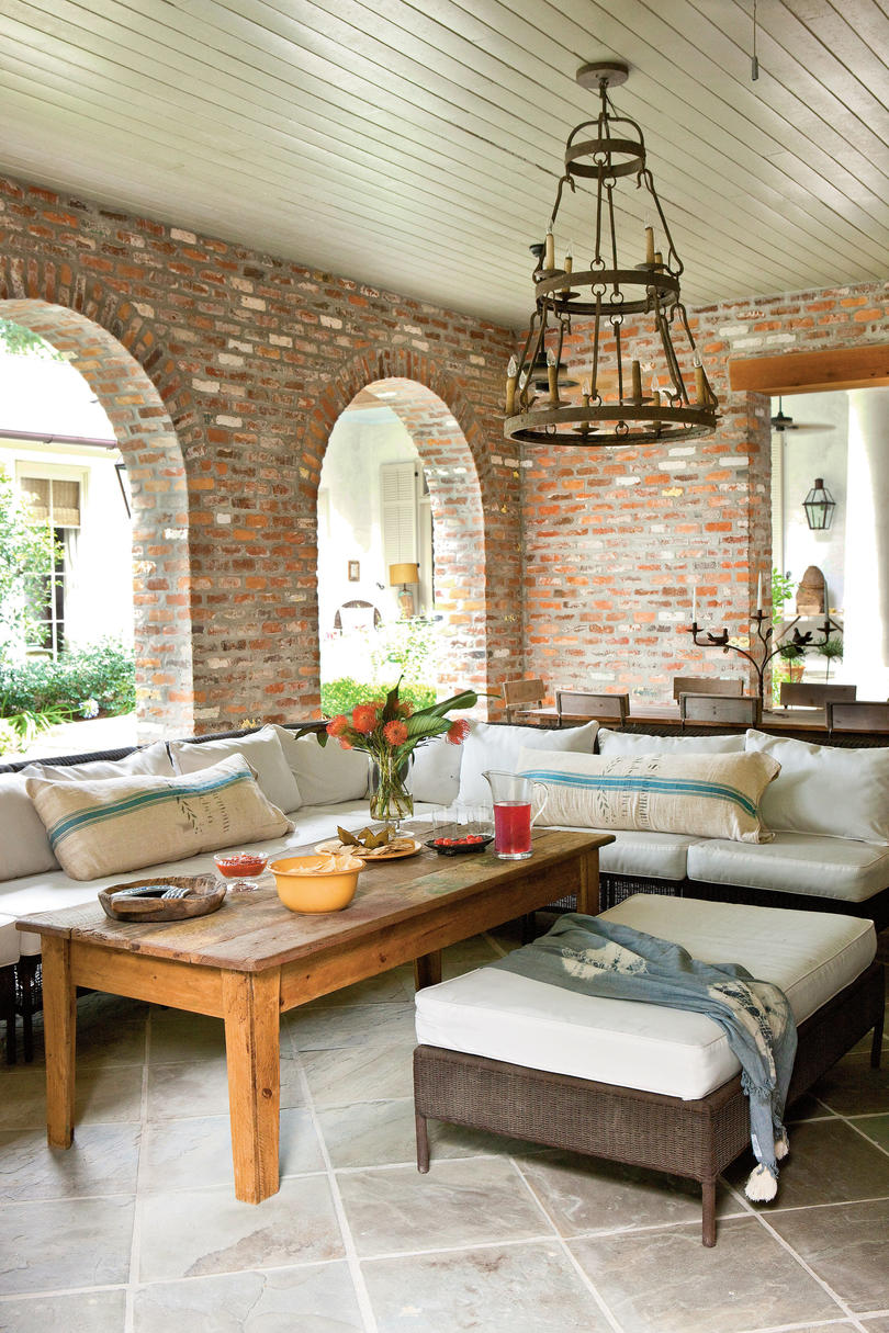 Falls Best Outdoor Rooms  Southern Living
