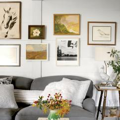 Wall Pictures Living Room Indian Interiors 15 Ways With Shiplap Southern Simple Den Gallery