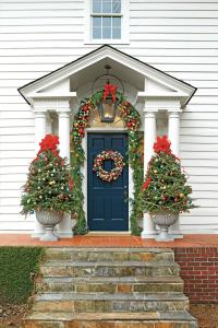 21 Festive Front Porches From Across the South - Southern ...