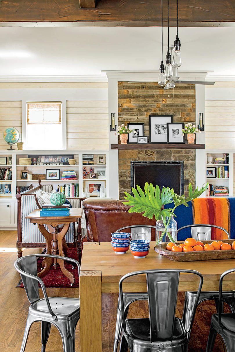 living rooms for small spaces room sofa cushions space decorating tricks southern multifunctional and dining