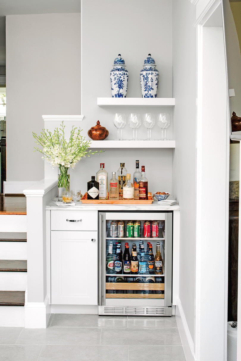 Bar Design Ideas for Small Spaces