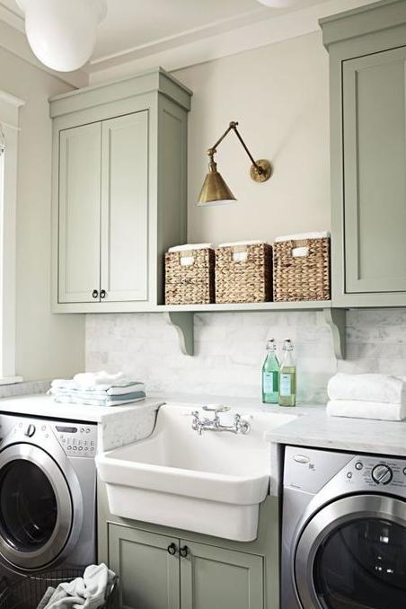 10 Laundry Room Ideas Were Obsessed With  Southern Living