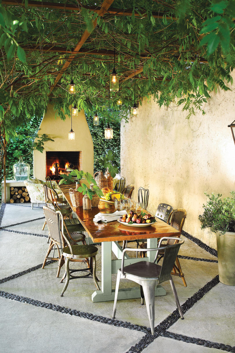 Southern Porches and Patios