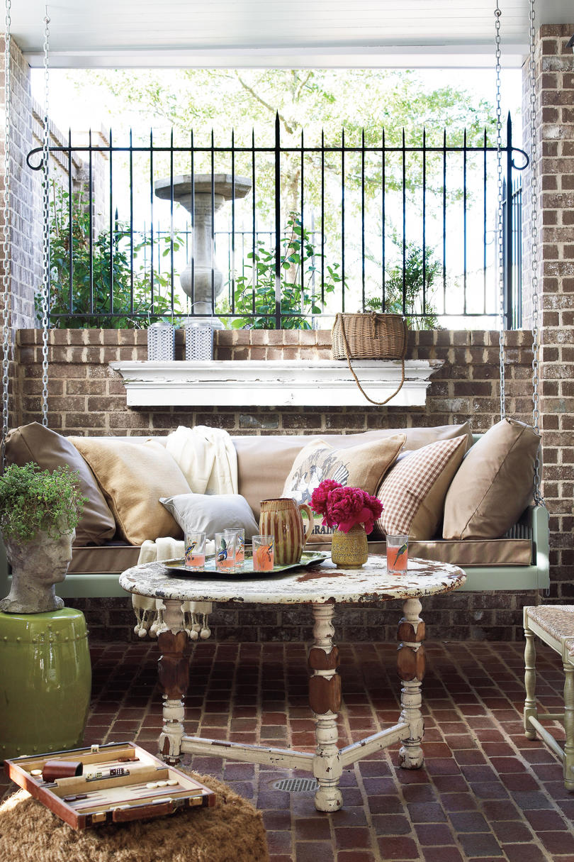 Southern Front Porch Swing