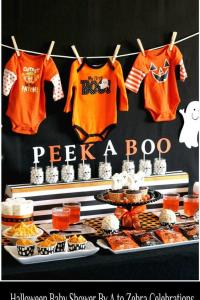 Fall Baby Shower Ideas - Southern Living