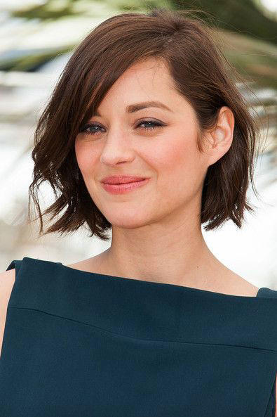 short hairstyles oval