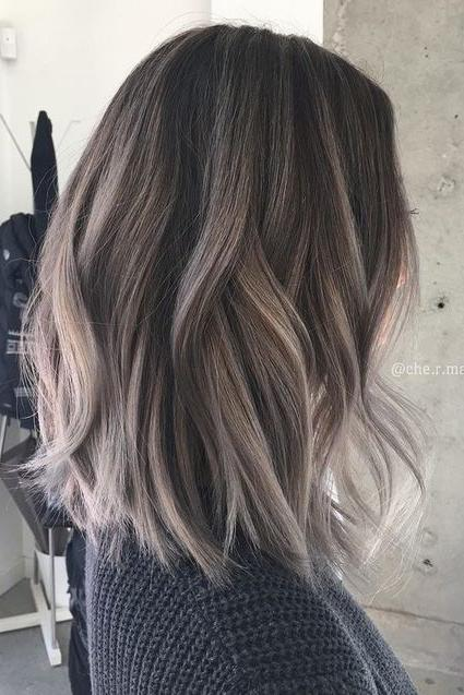 hair color trends 2018 - southern