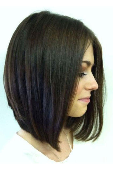 shoulder length hairstyles show