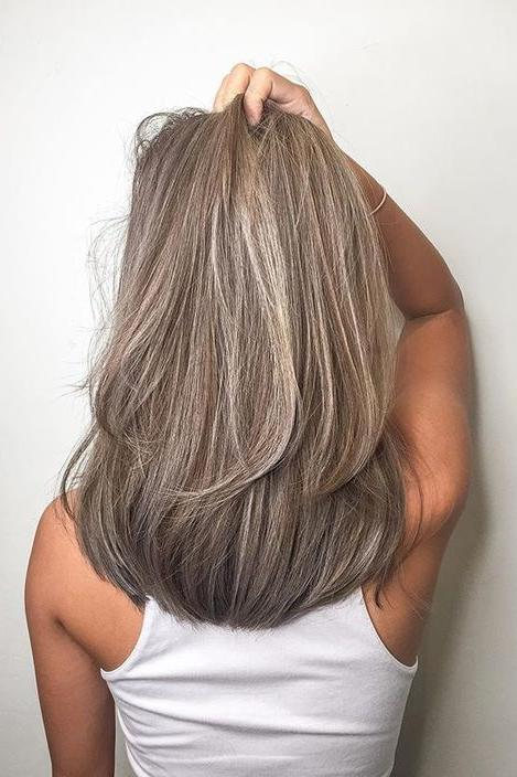 ash blonde hair colors - southern