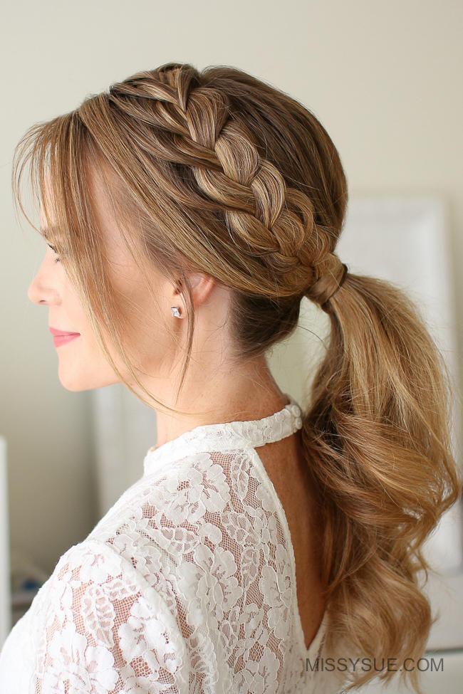 easy elegant hairstyles dirty
