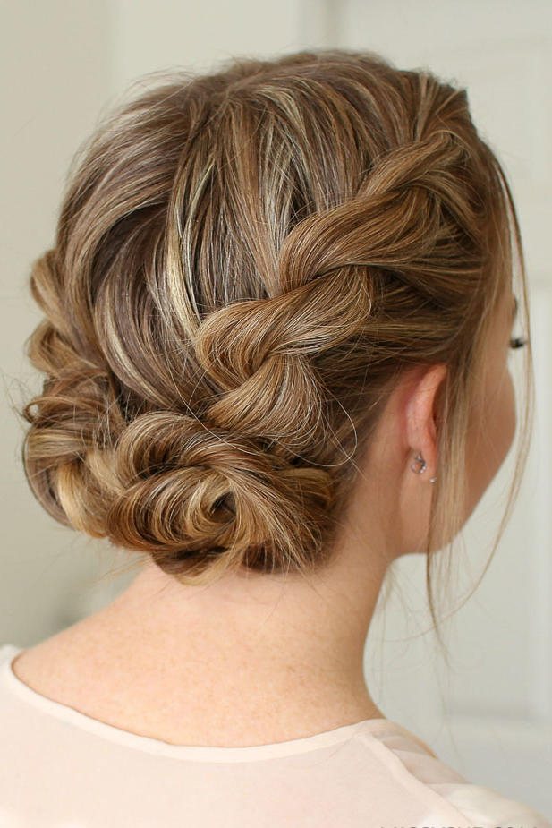 beautiful prom hairstyles ll