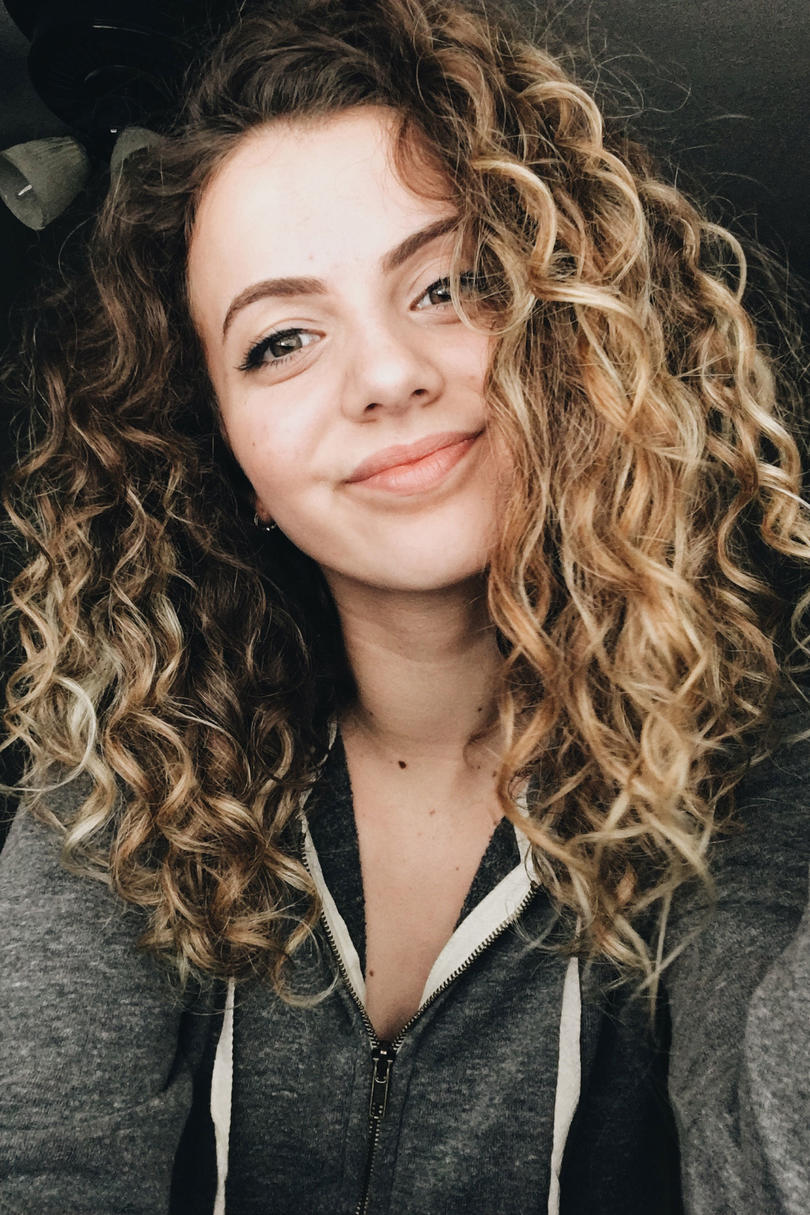easy hairstyles long curly
