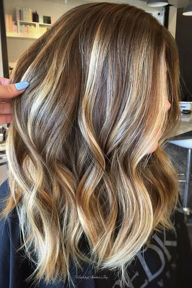 Highlights For Dark Hair Summer 2018 29 Brown Hair With Blonde Highlights Looks And Ideas