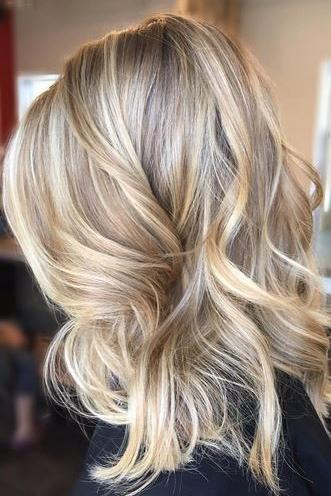 blonde hair colors 2019
