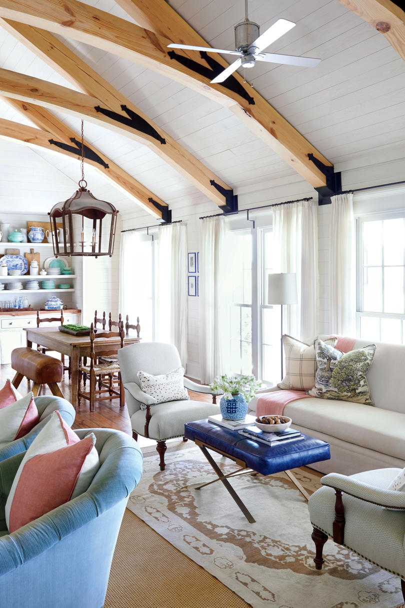 "4 Home Decor ""trends"" Stay - Southern Living"