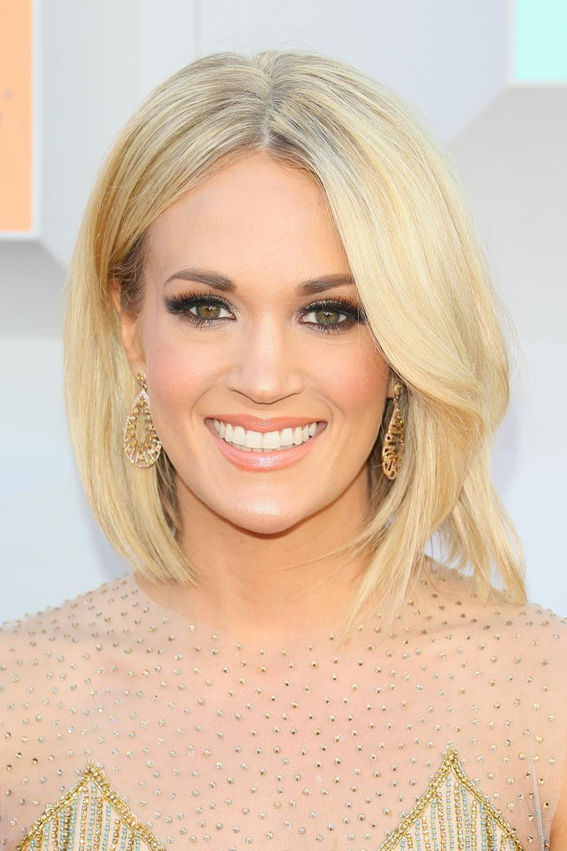 times carrie underwood gave