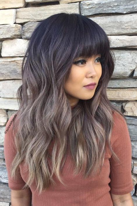 cool brunette hair colors - southern