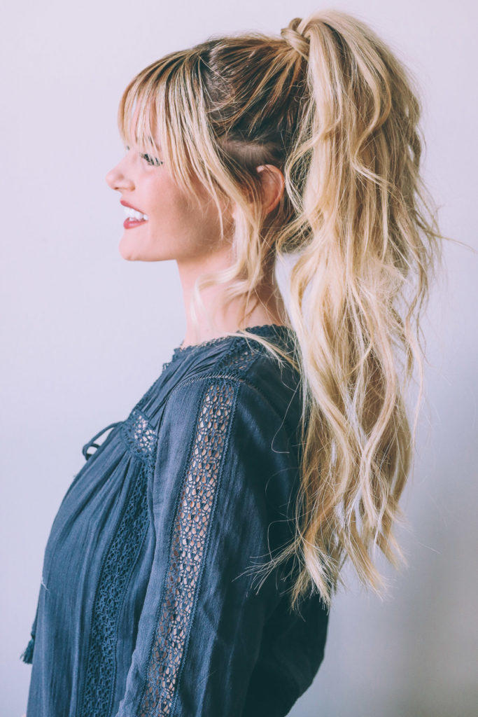 school hairstyles - southern