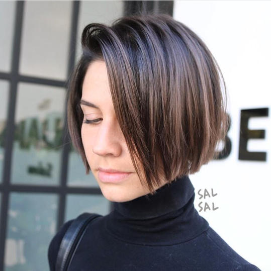 Short Bob Haircuts So Cute Youll Want To Chop Off A Few