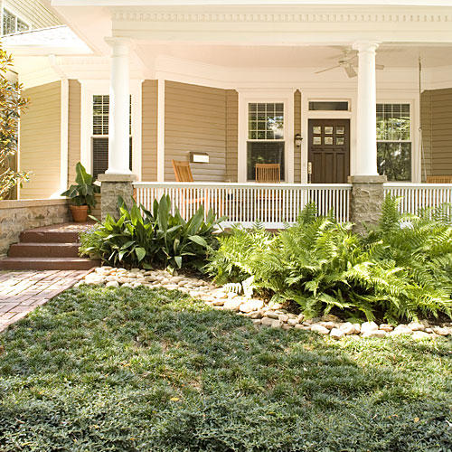 easy mow lawns - southern living