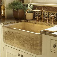 Porcelain Undermount Kitchen Sink Table For 8 Sinks - Southern Living