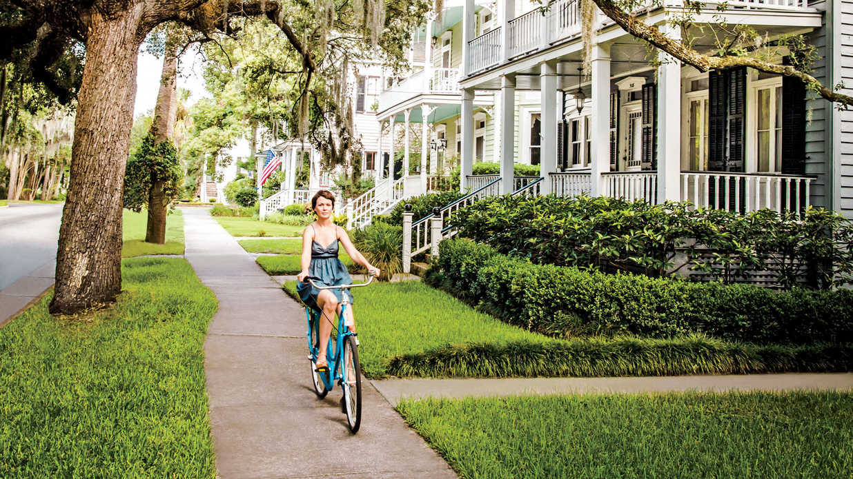 Small Town We Love Beaufort South Carolina  Southern Living