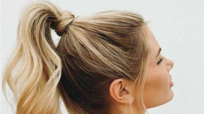 ponytails are coming back big in 2019—here are 23 pretty