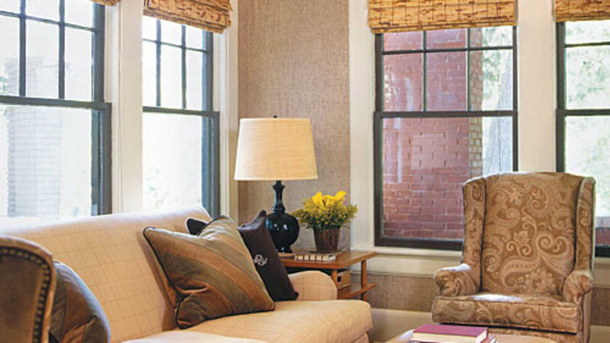 small space living room makeover Small Living Room Makeover - Southern Living