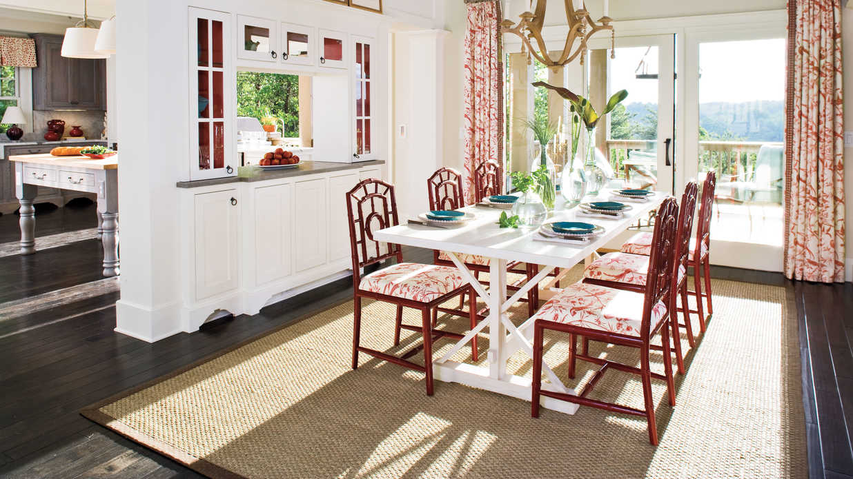 Dining Room Decorating Ideas And Place Setting Tips