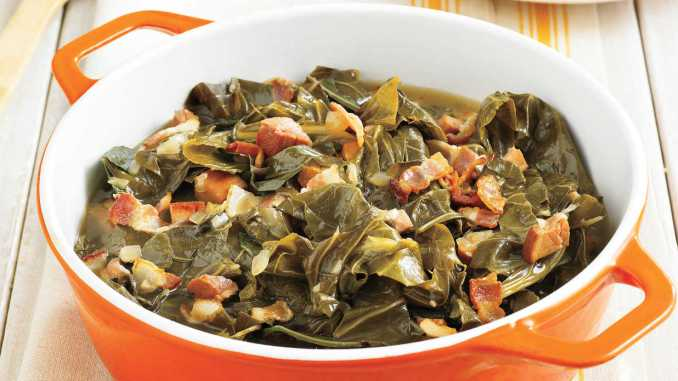 Why You Should Add Bacon to Your Collards This